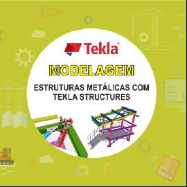 CURSO - MODELAGEM DE ESTRUTURAS METÁLICAS COM TEKLA STRUCTURES