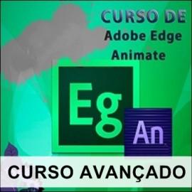 CURSO DE EDGE ANIMATE CC - AVANÇADO