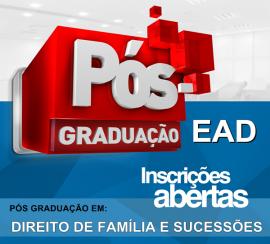 DIREITO DE FAMÍLIA E SUCESSÕES (EAD)