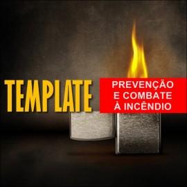 TEMPLATE PARA REVIT - PREVENÇÃO E COMBATE À INCÊNDIO
