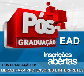 LIBRAS PARA PROFESSORES E INTÉRPRETES (EAD)