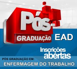 ENFERMAGEM DO TRABALHO (EAD)