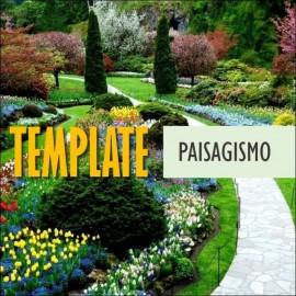 TEMPLATE PARA REVIT - PAISAGISMO
