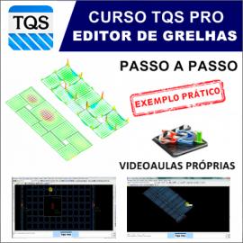 CURSO TQS  PRO AVANÇADO - EDITOR DE GRELHAS