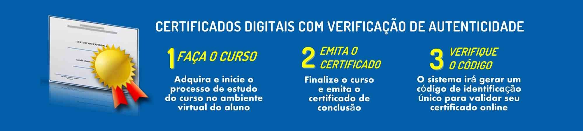 Certificado autenticado