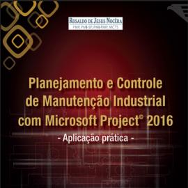 CURSO - PLANEJAMENTO E CONTROLE DE MANUTENÇÃO INDUSTRIAL (PCM)