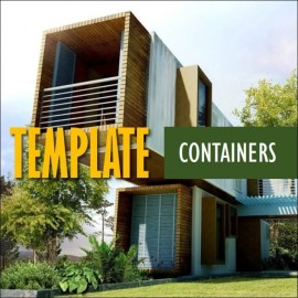 TEMPLATE PARA REVIT - CONTAINERS