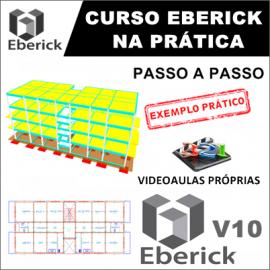 CURSO EBERICK V10 - CÁLCULO ESTRUTURAL PASSO A PASSO