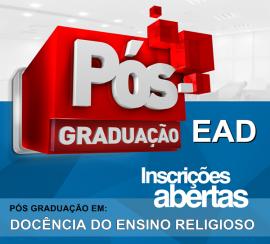 DOCÊNCIA DO ENSINO RELIGIOSO (EAD)