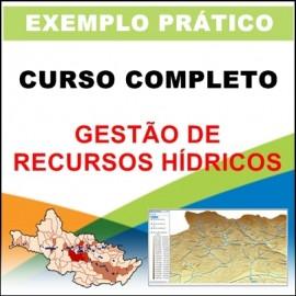 CURSO GESTÃO DE RECURSOS HÍDRICOS NA PRÁTICA