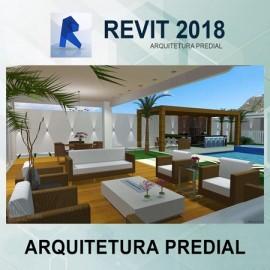 CURSO - REVIT 2018 - ARQUITETURA PREDIAL