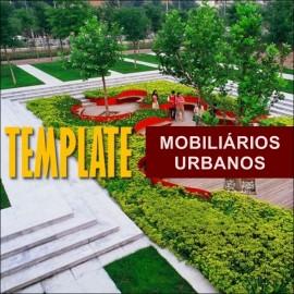TEMPLATE PARA REVIT - MOBILIÁRIO URBANO