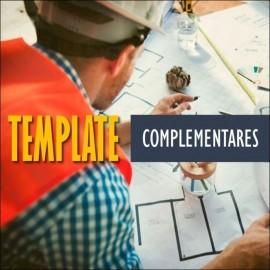 TEMPLATE PARA REVIT - COMPLEMENTARES