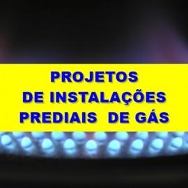 CURSO PROJETO DE INSTALAÇÕES PREDIAIS DE GÁS