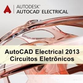 CURSO AUTOCAD ELECTRICAL 2013 - CIRCUITOS ELETRÔNICOS