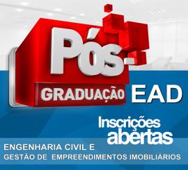 ENGENHARIA CIVIL E GESTÃO DE EMPREENDIMENTOS IMOBILIÁRIOS (EAD)