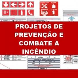 CURSO PROJETO E PREVENÇÃO DE COMBATE A INCÊNDIO
