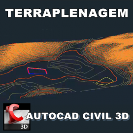 Curso Autocad Civil 3D - Terraplenagem