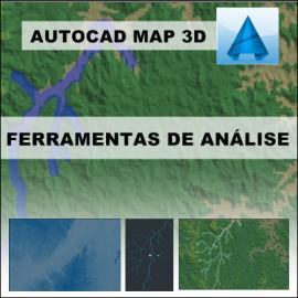 CURSO AUTOCAD MAP - FERRAMENTAS DE ANÁLISE