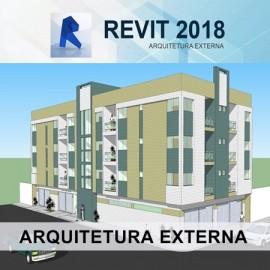 CURSO - REVIT 2018 - ARQUITETURA EXTERNA