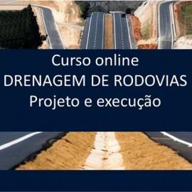CURSO DRENAGEM DE RODOVIAS