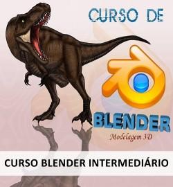 CURSO BLENDER INTERMEDIÁRIO