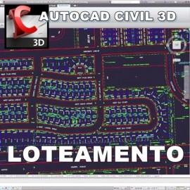 Curso Autocad Civil 3D - Loteamentos