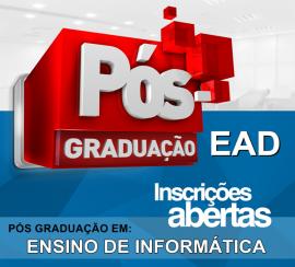 ENSINO DE INFORMÁTICA (EAD)