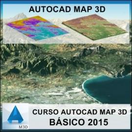 CURSO AUTOCAD MAP 3D 2015 - BÁSICO