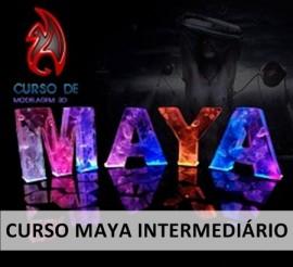 CURSO MAYA 3D INTERMEDIÁRIO