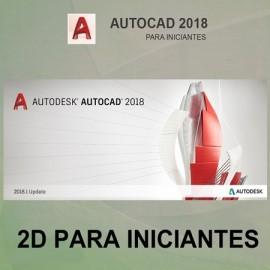 CURSO - AUTOCAD 2D 2018 - INICIANTES