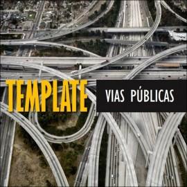 TEMPLATE PARA REVIT - VIAS PÚBLICAS