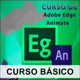 CURSO DE EDGE ANIMATE CC - BÁSICO