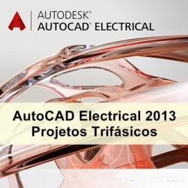 CURSO AUTOCAD ELECTRICAL 2013 - PROJETOS TRIFÁSICOS