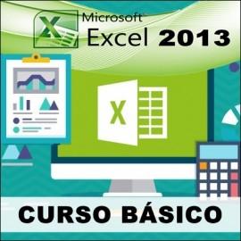 CURSO EXCEL 2013 - BÁSICO