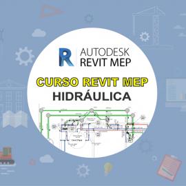 CURSO - PROJETO HIDRÁULICO RESIDENCIAL COM REVIT MEP