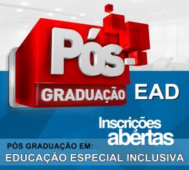 EDUCAÇÃO ESPECIAL E INCLUSIVA (EAD)