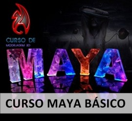 CURSO MAYA 3D BASICO