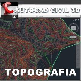 Curso Autocad Civil 3D - Topografia