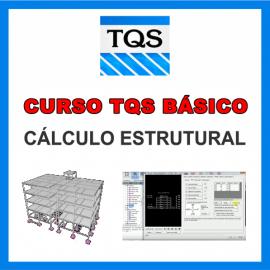 CURSO TQS  BÁSICO - CÁLCULO ESTRUTURAL