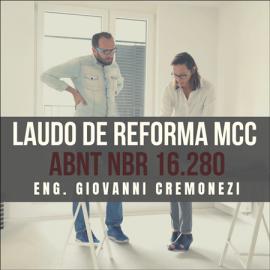 CURSO LAUDO DE REFORMA COM METODOLOGIA TÉCNICA E DE SEGURANÇA