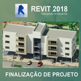 CURSO - REVIT 2018 - FINALIZAÇÃO DE PROJETO