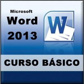 CURSO WORD 2013 - BÁSICO