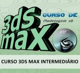 CURSO 3D MAX INTERMEDIARIO