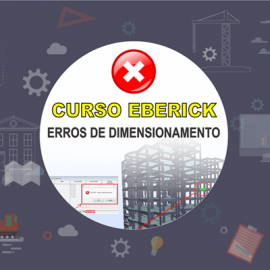 CURSO EBERICK - ERROS DE DIMENSIONAMENTO