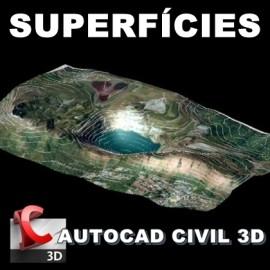 Curso Autocad Civil 3D - Modelagem de Superfícies