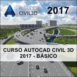 CURSO - AUTOCAD CIVIL 3D 2017 - BÁSICO