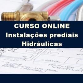 CURSO PROJETO DE INSTALAÇÕES HIDRÁULICAS PREDIAIS