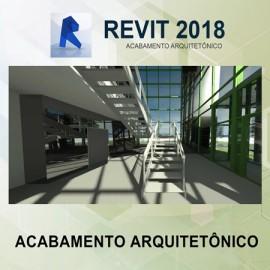 CURSO - REVIT 2018 - ACABAMENTO ARQUITETÔNICO