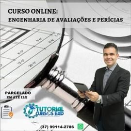 CURSO FORMAÇÃO EM ENGENHARIA DE AVALIAÇÕES DE IMÓVEIS E PERÍCIAS